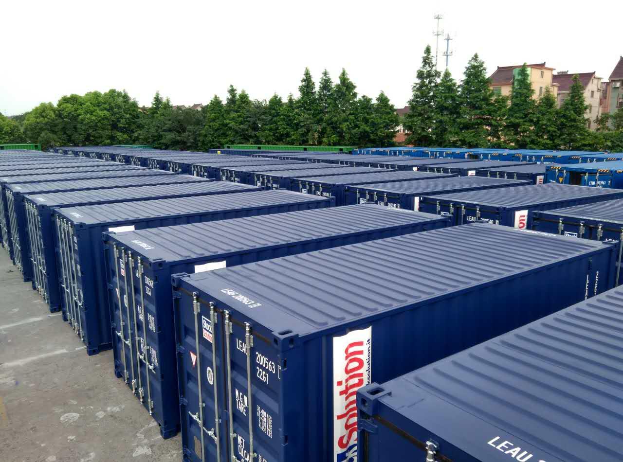 Prezzo container usato vendita noleggio