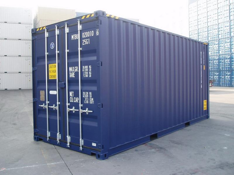 Container Marittimo usato - noleggio e vendita